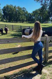 Elizabeth Gillies - Social Media Photos 10/16/2020
