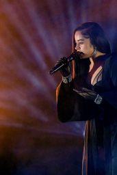 Ella Mai – Savage X Fenty Vol. 2 Show in LA Red Carpet