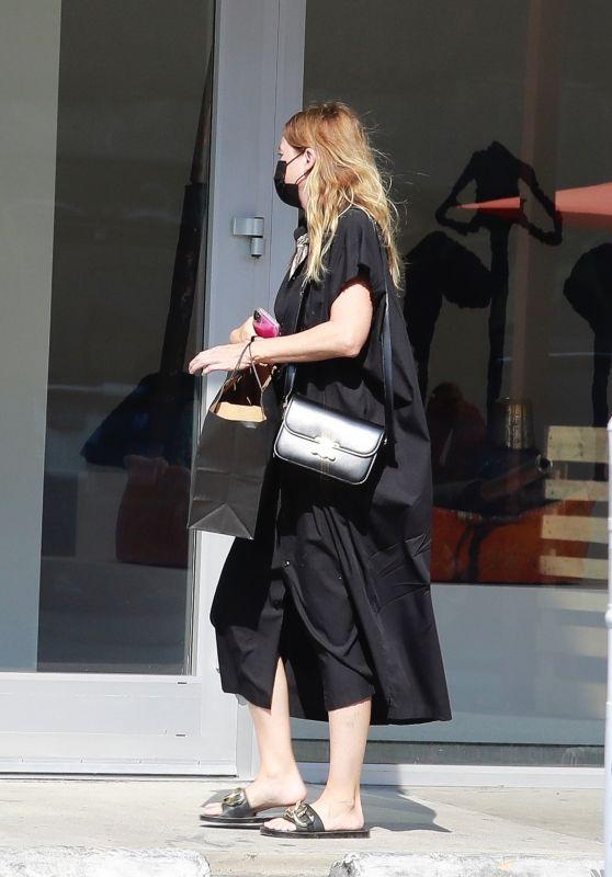 Ellen Pompeo - Out in LA 10/17/2020