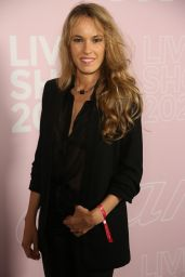 Elodie Fontan – Etam Show at Paris Fashion Week 09/29/2020