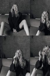 Elsa Hosk - Leggy Photoshoot August 2020