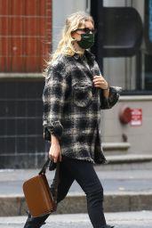 Elsa Hosk - Strolling in Soho, NY 10/07/2020