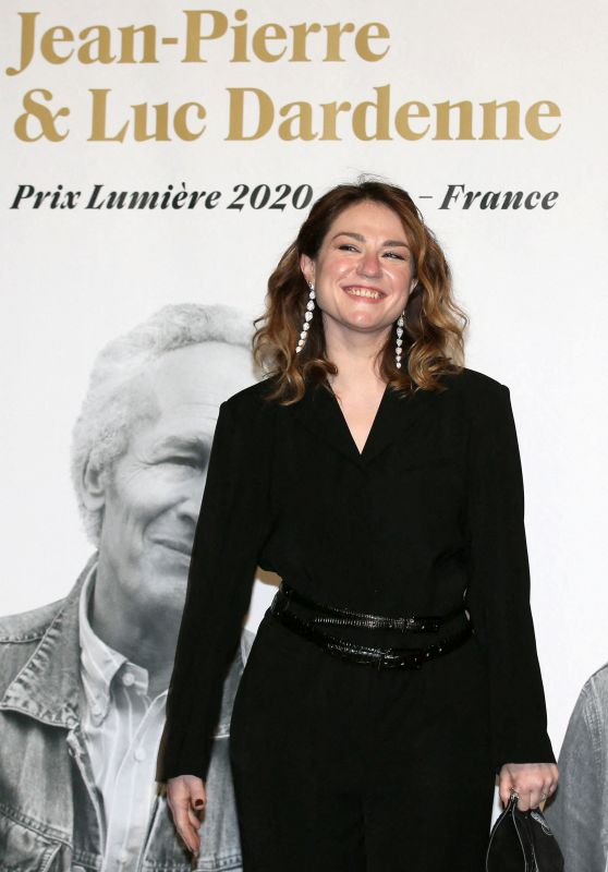 Emilie Dequenne – 12th Lumière Film Festival Closing Ceremony in Lyon