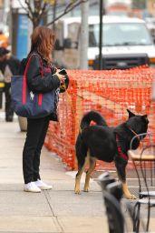 Emily Ratajkowski Autumn Street Style - NYC 10/22/2020
