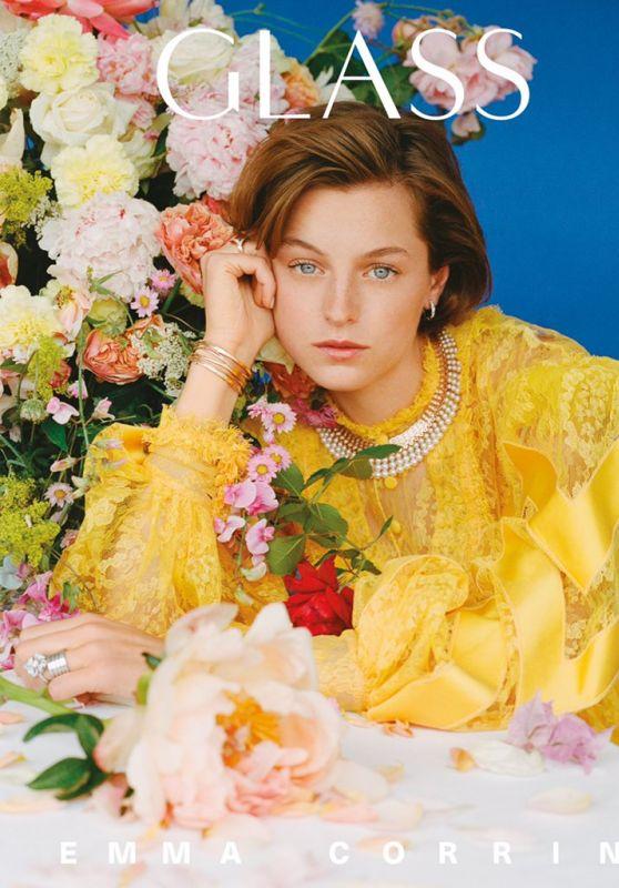 Emma Corrin - Glass Magazine 2020