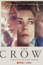 Emma Corrin - The Crown Season 4 Promotional Material 2020