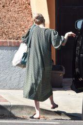 Emma Roberts - Arrives Home in LA 10/16/2020