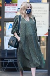 Emma Roberts - Grocery Shopping in LA 10/15/2020