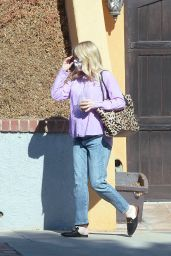 Emma Roberts - Out in LA 10/15/2020