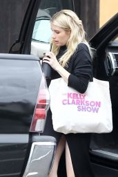 Emma Roberts - Out in Los Angeles 10/23/2020
