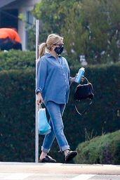 Emma Roberts - Out in Los Feliz 10/06/2020