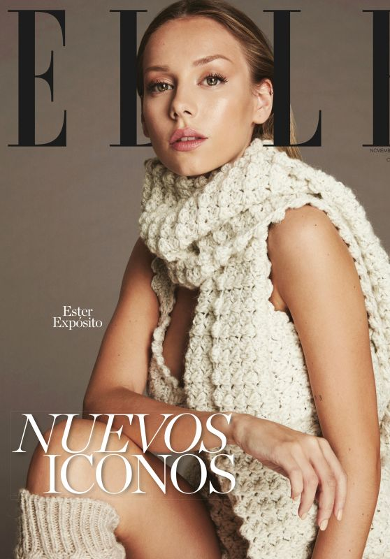 Ester Expósito - ELLE Magazine Spain November 2020