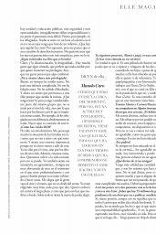 Ester Expósito - ELLE Magazine Spain November 2020 Issue