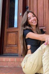 Evie Theodorou - Social Media Photo and Video 10/13/2020