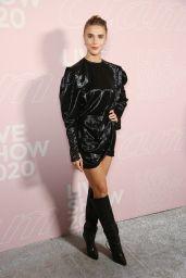 Gaia Weiss – Etam Show at Paris Fashion Week 09/29/2020