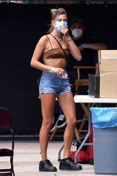 Hailey Baldwin Summer Style 08/18/2020