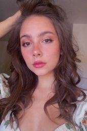 Haley Pullos - Social Media Photos and Video 10/16/2020