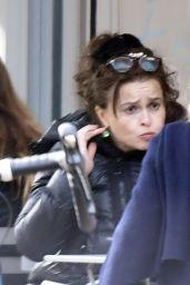 Helena Bonham Carter at England
