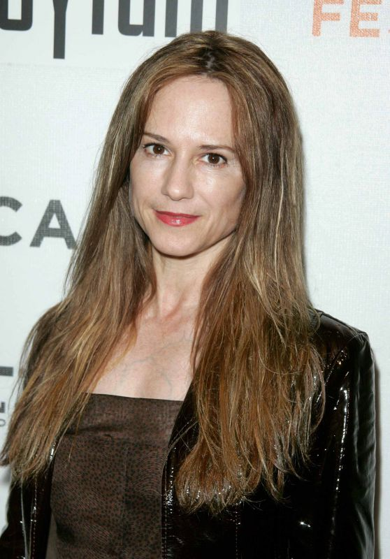 """Holly Hunter – """"Asylum"""" Premiere at Tribeca Film Festival in NYC (2005)"""