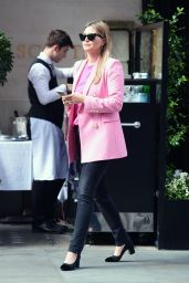 Holly Valance - Out in London 08/18/2020