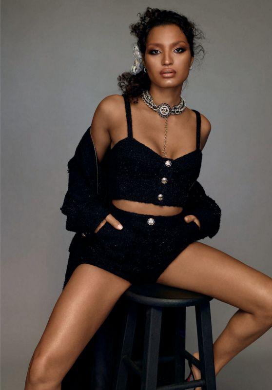 Indya Moore - Vogue Spain November 2020 Issue