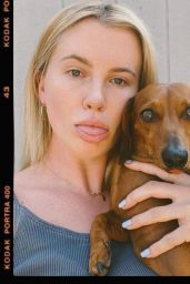 Ireland Baldwin - Social Media Photos 10/13/2020