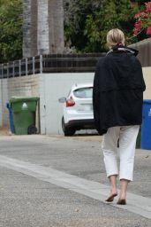 Ireland Baldwin Walks Barefoot in Los Angeles 10/23/2020