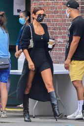 Irina Shayk Street Style - New York 10/05/2020