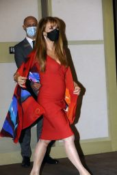 """Jane Seymour - """"Glow and Darkness"""" Photocall in Madrid"""
