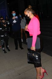 Jennifer Lopez - Leaving a Business Meeting in Beverly Hills 10/28/2020