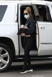 Jennifer Lopez - Out in Beverly Hills 10/15/2020