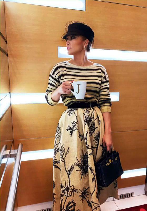 Jennifer Lopez Outfit 10/27/2020