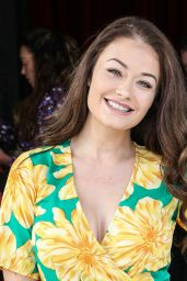 "Jess Impiazzi - ""Two by Two: Overboard!"" Vip Screening in London"