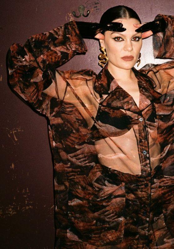 Jessie J Live Stream Video 10/13/2020