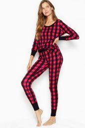 Josephine Skriver - Victoria Secret October 2020