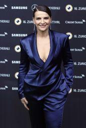 "Juliette Binoche - ""La Bonne Epouse"" Premiere at Zurich Film Festival"