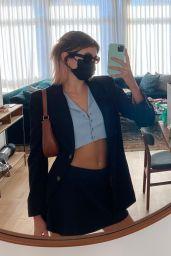 Kaia Gerber - Social Media Photos 10/16/2020