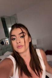 Kalani Hilliker - Social Media Photos 10/12/2020