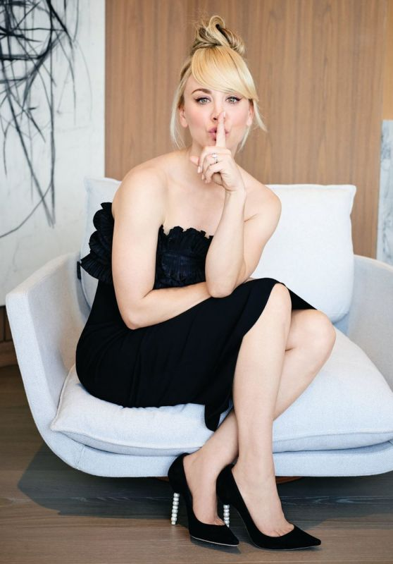 Kaley Cuoco - LA Confidental November 2020
