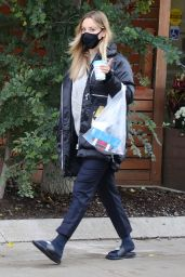 Kaley Cuoco - Out in Toronto 10/26/2020