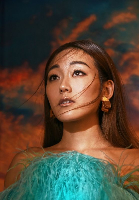 "Karen Fukuhara - ""A Book Of"" Photoshoot October 2020"