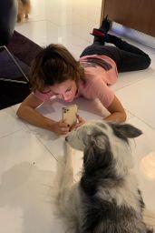 Kate Beckinsale - Social Media Photos 10/15/2020