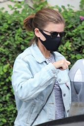 Kate Mara - Out in Beverly Hills 10/22/2020