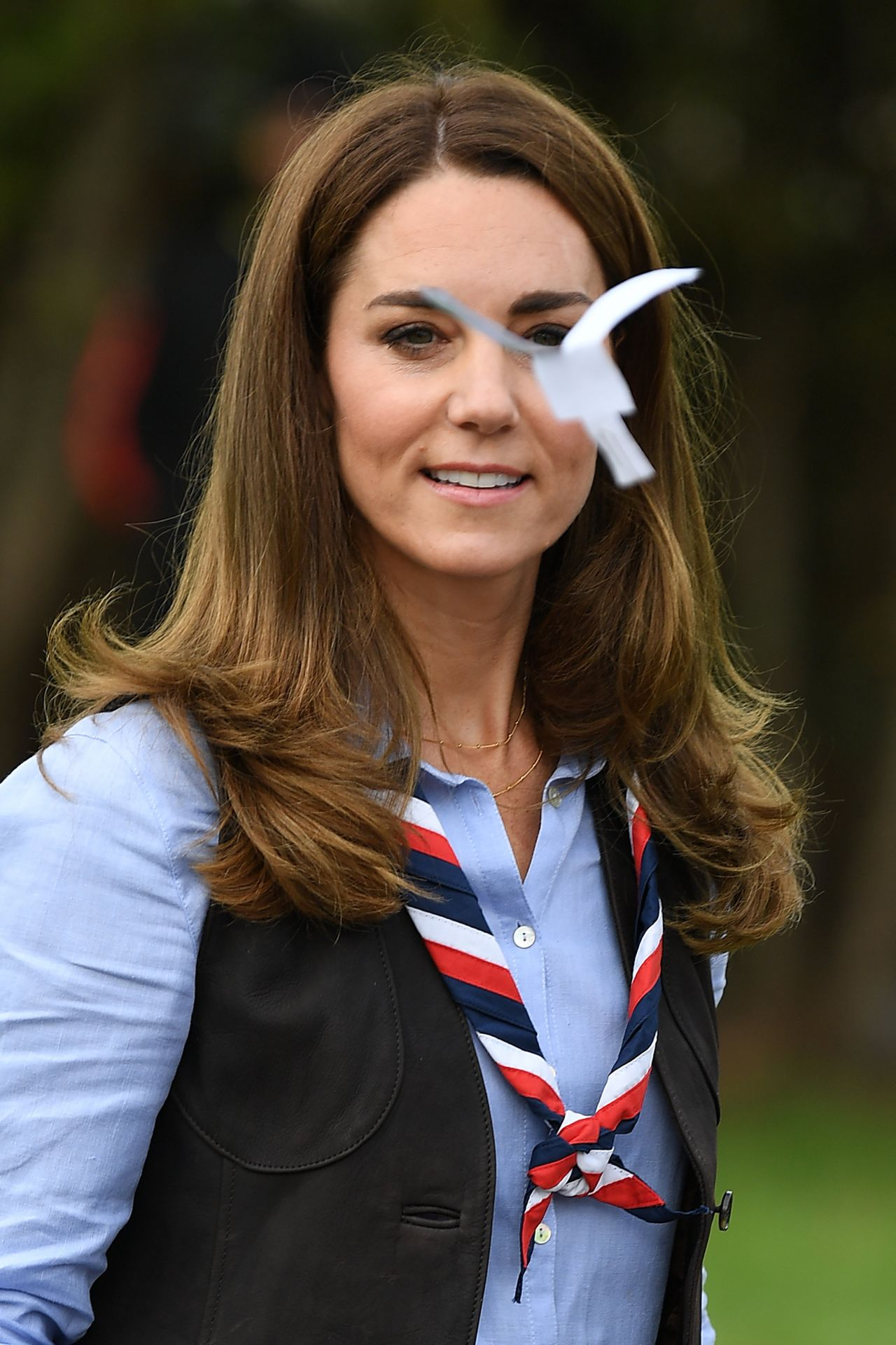 Kate Middleton - Visits a Scout Group in Northolt