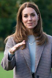 Kate Middleton - Visits the University of Derby 10/06/2020