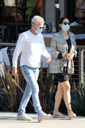 Katharine McPhee - Shopping in Los Angeles 10/21/2020