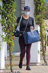 Katharine McPhee - Shops in Montecito 10/13/2020