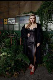 Katherine Langford - Valentino Fashion Show at the Milan Women