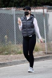 Katherine Schwarzenegger - Out in Santa Monica 10/28/2020