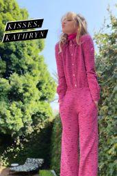 Kathryn Newton - St. Johns Knits Fall 2020 Campaign